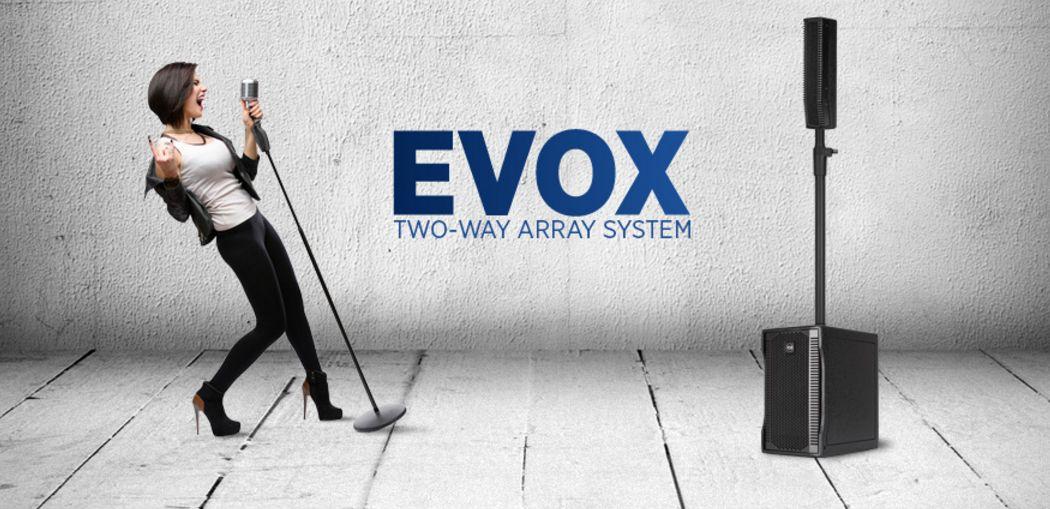 Аудио системы EVOX